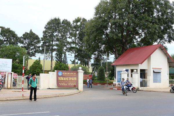 ĐH Tây Nguyên cho toàn bộ sinh viên nghỉ học do phát hiện 2 sinh viên về KTX từ vùng dịch