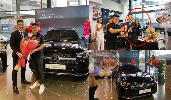 Sự thật về hình ảnh Quang Hải đi mua xe sang đúng đợt dịch: Tất cả chỉ là chiêu trò truyền thông?
