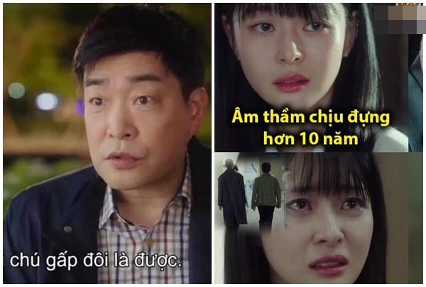 """Pha """"bẻ lái"""" bất ngờ của nữ phụ: 15 năm nhẫn nhịn đợi ngày trả thù, tất cả nợ Oh Soo Ah lời xin lỗi!"""