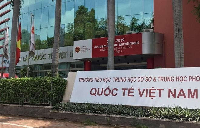 Giáo viên mắc Covid-19, trường Việt Úc TP HCM cho nhân viên ở nhà