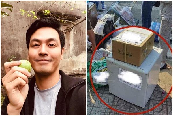 """MC Phan Anh bức xúc việc """"mang tủ lạnh vào khu cách ly"""": """"Hạn chế tiêu dùng thôi bạn ơi"""""""