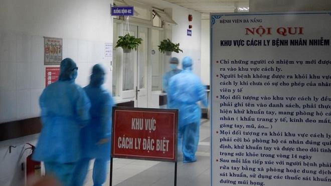 Lịch trình từ Thái Lan về Đà Nẵng của nữ bệnh nhân thứ 122 mắc Covid-19