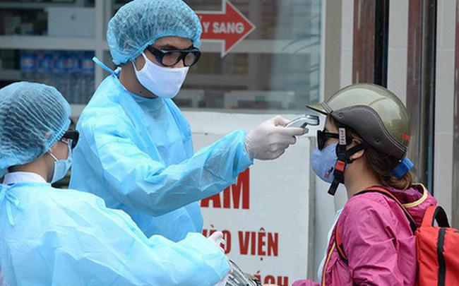 Bệnh nhân số 133 đã điều trị khoảng 3 tuần tại Bệnh viện Bạch Mai trước khi phát hiện mắc Covid-19