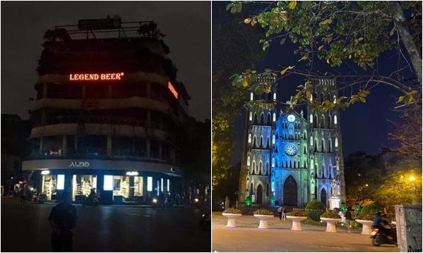Loạt địa điểm giải trí nổi tiếng Hà thành tắt điện tối om, Hàm Cá Mập cảnh tượng chưa từng thấy