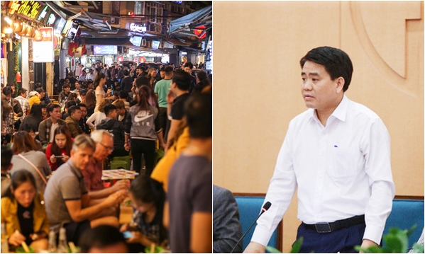 Hà Nội cho phép người dân chụp ảnh tố giác khi phát hiện địa điểm vui chơi, cơ sở kinh doanh còn mở cửa tụ tập đông người