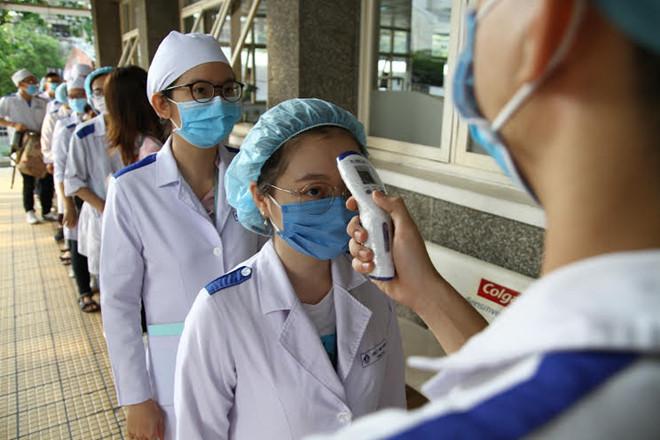 Trường đại học duy nhất ở Hà Nội học tập trung tại trường mùa dịch đã cho sinh viên nghỉ học