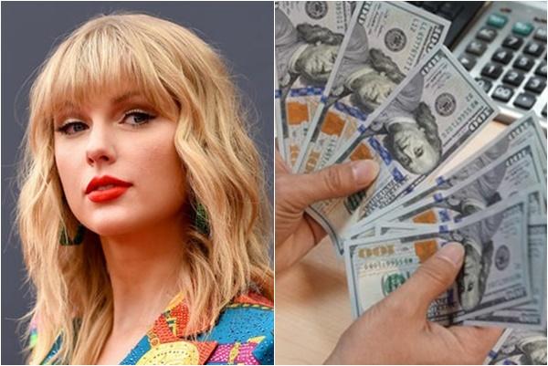 Idol nhà người ta: Thấy fans thất nghiệp vì dịch, Taylor Swift tặng mỗi người 3.000 USD tiêu xài