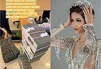 Hoa hậu sạch nhất Việt Nam HHen Niê bị dân mạng ném đá vì khoe tiền tỷ giữa mùa dịch