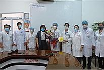 Đội ngũ bác sĩ Đà Nẵng điều trị thành công cho 3 bệnh nhân Covid-19: