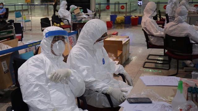 Thêm 9 ca mắc Covid-19, Việt Nam có 188 người nhiễm virus corona