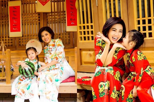 Hé lộ bộ ảnh cuối cùng của Mai Phương cùng con gái khiến CĐM không khỏi nhói lòng