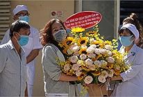 Bệnh nhân siêu lây nhiễm ở Bình Thuận xuất viện