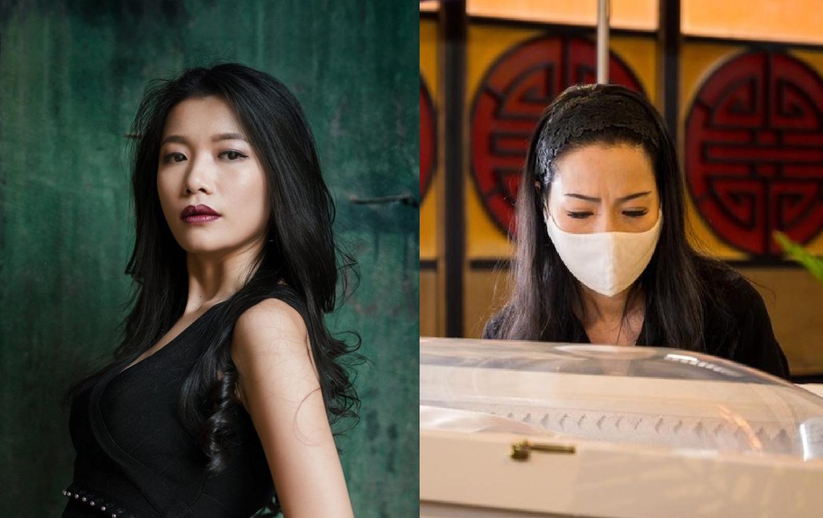 """NSUT Kim Chi đáp trả đúng kiểu đàn chị khi bị Trà My mỉa mai """"thương xót Mai Phương giả tạo làm màu"""""""