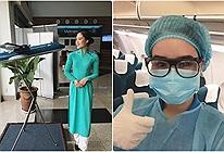 Nữ tiếp viên xinh đẹp chia sẻ về chuyến bay giải cứu hàng trăm du học sinh tại Philippines giữa đại dịch Covid-19