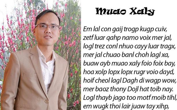 """Được mời thẩm định công trình """"Chữ VN song song 4.0"""", Viện Ngôn ngữ học lên tiếng"""