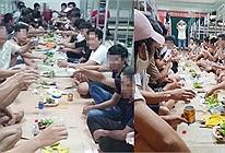 30 người tổ chức ăn nhậu trong khu... cách ly ở Quảng Bình