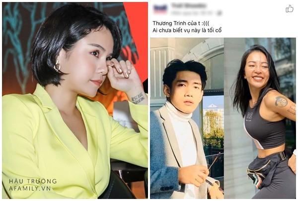 """Thái Trinh tố Quang Đăng và Hana Giang Anh gian dối: """"Họ đang lừa cả thế giới, người cũ tôi coi không tồn tại"""""""
