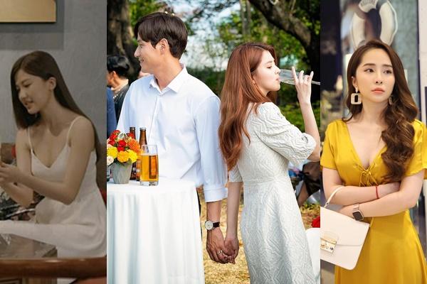"""Style """"tiểu tam"""" gợi cảm ở Việt Nam đã quá cũ rồi, xem phim Hàn mới biết thế nào là đẳng cấp"""