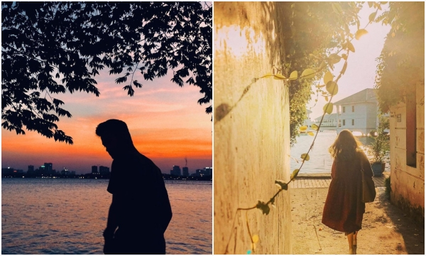 """Những ngày này mới thấy nhớ hồ Tây, nhớ buổi hoàng hôn """"chill phết"""" giữa lòng Hà Nội"""