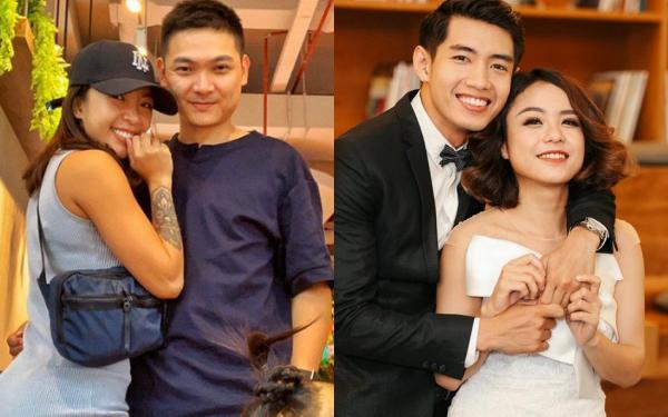 """Phản ứng của chồng Hana Giang Anh trước tin đồn bà xã """"cắm sừng"""" mình, cặp kè với Quang Đăng"""