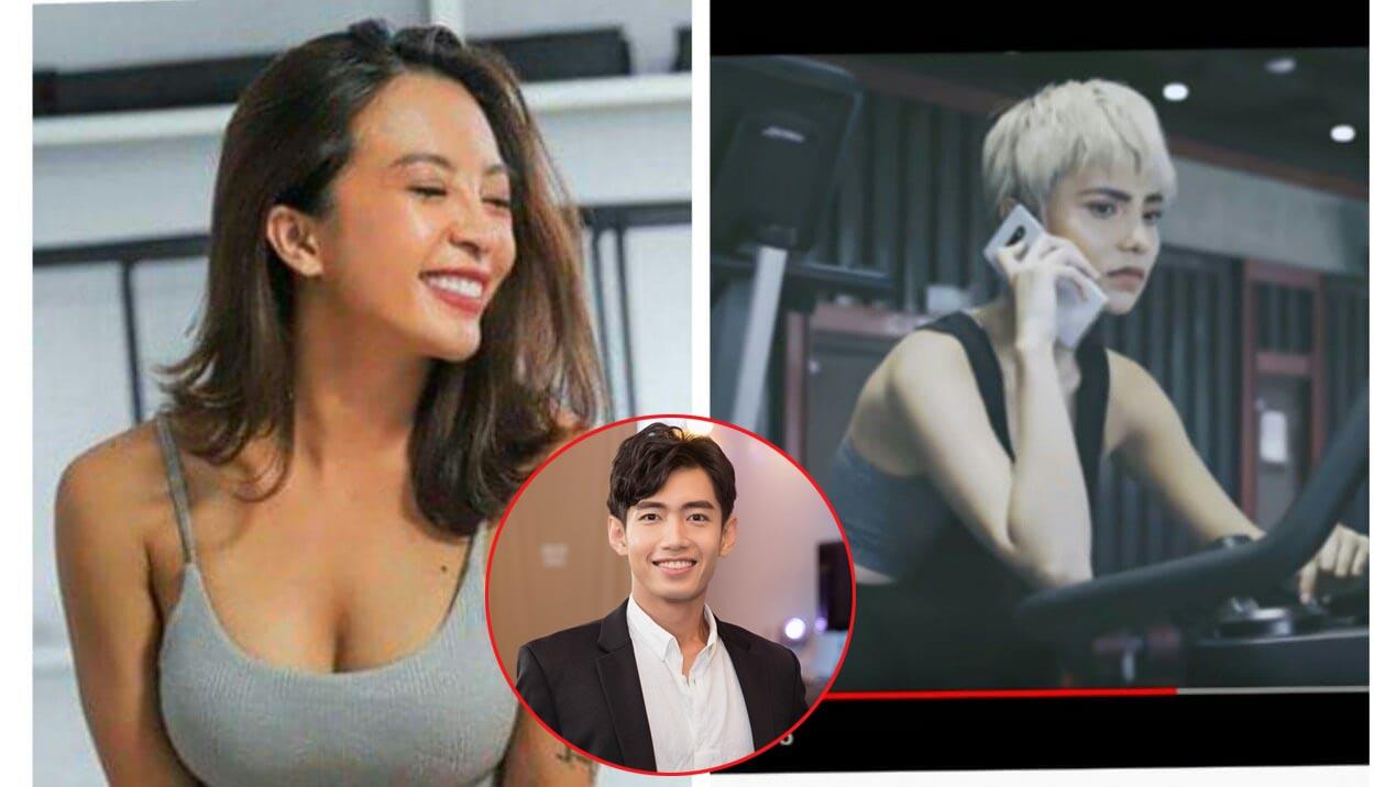 """Thâm như Thái Trinh: Hóa ra đã ngầm """"vạch mặt"""" Hana Giang Anh cướp bồ từ lâu trong MV của mình?"""