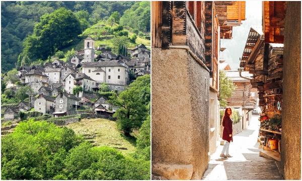 """Zoom cận cảnh vẻ đẹp của ngôi làng """"độc nhất vô nhị"""" cấp tiền cho ai đến sống ở Thụy Sĩ"""