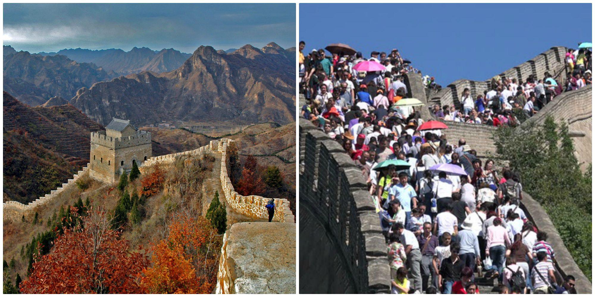Trung Quốc lập sổ đen, công khai danh tính du khách kém văn minh phá hoại Vạn Lý Trường Thành