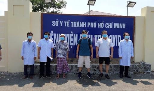 Sáng 9/4, Việt Nam không ghi nhận thêm người mắc Covid-19