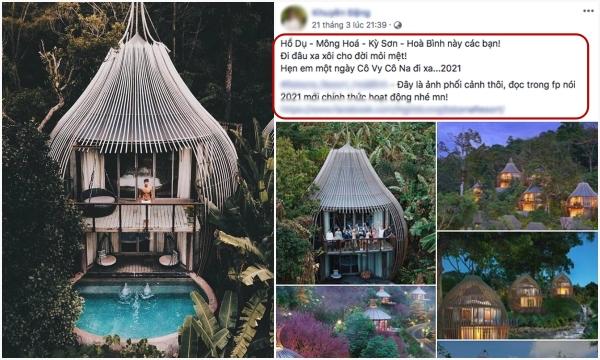 Thực hư về resort TỔ CHIM sang chảnh giữa núi rừng sắp xuất hiện ở Việt Nam đang thu hút chục nghìn share