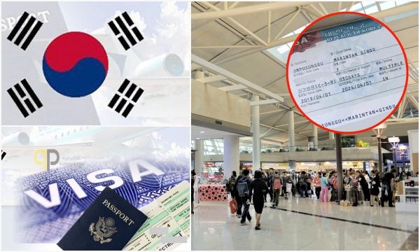 Hàn Quốc thay đổi chính sách nhập cảnh do Covid-19: tạm ngừng hiệu lực thị thực ngắn hạn, người Việt bị hạn chế đi lại