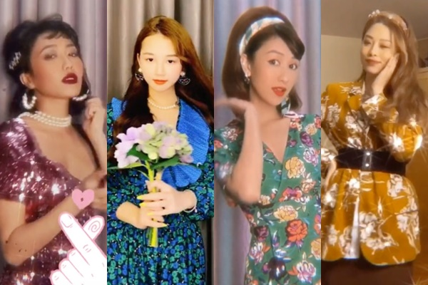 """Loạt mỹ nhân Việt hóa """"người đẹp thập niên 80s"""": từ thánh lầy Diệu Nhi đến loạt bông hậu, hotgirl đều xuất sắc"""