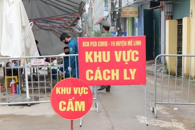 Thêm 2 ca mắc Covid-19 ở ổ dịch Hạ Lôi, Việt Nam có 262 người nhiễm virus Corona