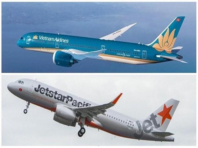 Vietnam Airlines, Jetstar bất ngờ thông báo tăng tần suất bay nội địa từ ngày 16/4