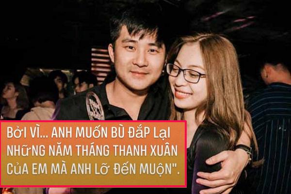 Nhật Lê chia tay Quang Hải, tình cũ Harry Hưng lập tức nhắn: Muốn bù đắp lại năm tháng thanh xuân của em mà anh lỡ đến muộn?