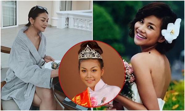 Thanh Hằng - Từ vận động viên đen nhẻm, danh hiệu hoa hậu gây tranh cãi, đến siêu mẫu đắt giá nhất nhì Vbiz