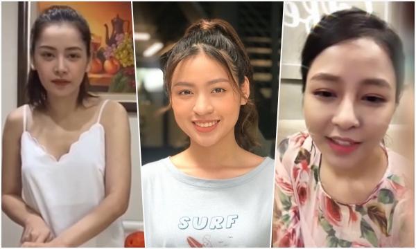 Loạt mỹ nhân Việt tự tin để mặt mộc: Midu - Chi Pu vẫn xinh đẹp quá đỗi, đến loạt hotgirl mạng thì...