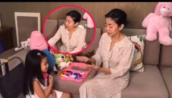 Clip HOT nhất MXH: Mai Phương yếu ớt cuối đời vẫn chơi đùa với con gái, ai nhìn cũng xót xa!