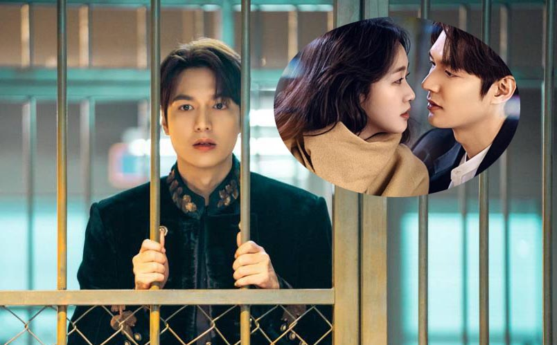"""""""Quân vương bất diệt"""" lập kỷ lục người xem với màn xuyên không đi """"ăn vạ"""" của trai đẹp Lee Min Ho"""