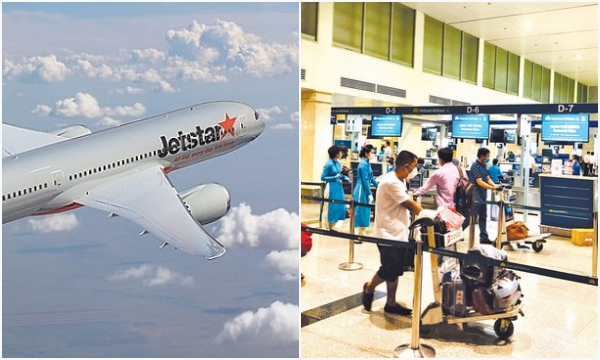 Giá vé máy bay phi mã: Chặng TP. HCM- Hà Nội tăng gấp 4,5 lần trước đây