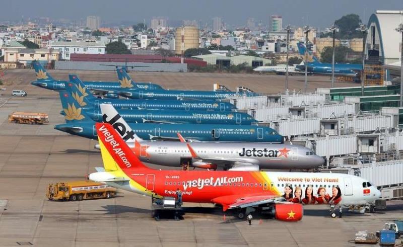 Các hãng hàng không miễn phí thay đổi lịch trình chặng nội địa trong dịch Covid-19