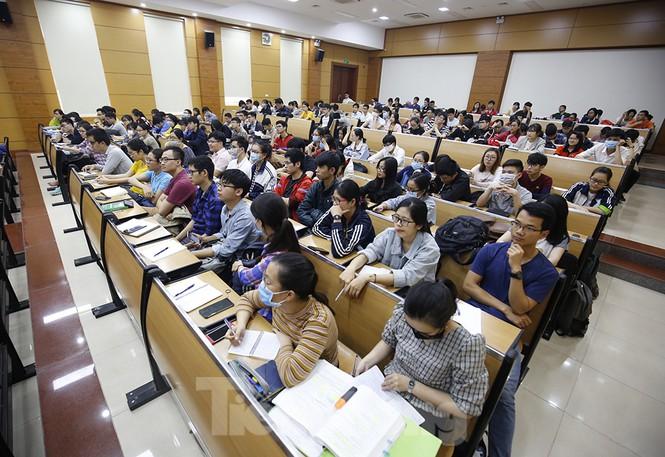 Đã có 15 trường đại học thông báo thời gian đi học trở lại của sinh viên
