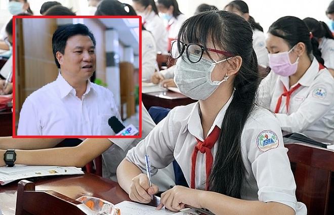 Thứ trưởng Bộ GD&ĐT: Học sinh phải ngồi cách nhau 1,5 m, mỗi lớp không quá 20 học sinh