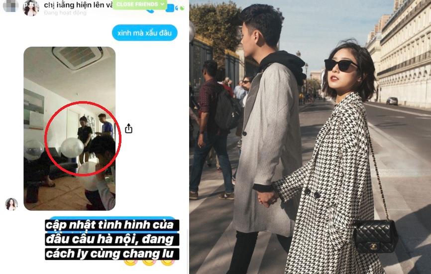 """Hậu scandal """"ăn chơi quên đời"""" với Hàn Hằng, Trang Lou bất ngờ bày tỏ: Tôi không sợ, chỉ cần bạn cạnh bên tôi"""