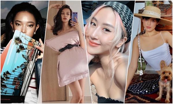 """Ra đây mà xem, bộ tứ """"fashion icon"""" của làng thời trang Việt """"hái ra tiền"""" như thế nào mùa dịch"""