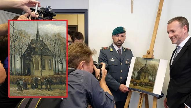 Lợi dụng bảo tàng đóng cửa chống dịch Covid-19, trộm phá cửa lấy bức tranh vô giá của danh họa van Gogh