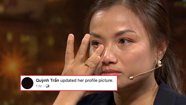 Quỳnh Trần JP tiết lộ lý do đột ngột thay avatar đen ở Facebook cá nhân: Gia đình có chuyện buồn mọi người ơi!