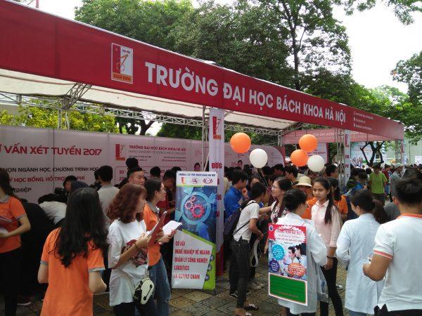 ĐH Bách khoa Hà Nội dự kiến tổ chức kỳ thi tuyển sinh 2020 ở Hà Nội, Sơn La và Thanh Hóa