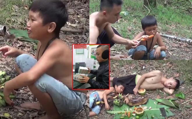 Cuộc sống khó khăn của anh em Tam Mao trước khi giàu có: Sáng cho gà ăn, trưa dắt bò đi chăn, tối về nhà rửa chén