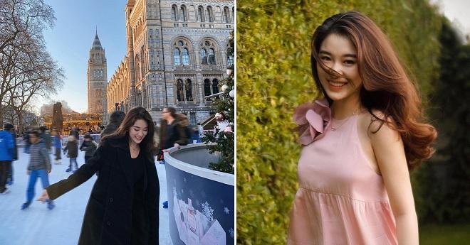 """""""Rich kid"""" Lào nổi tiếng tại Việt Nam: Xinh như gái Hàn, tốt nghiệp ĐH Ngoại thương Hà Nội"""