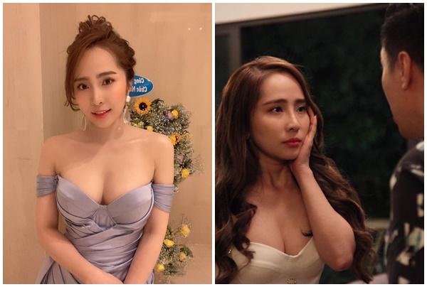 """""""Tiểu tam"""" đưa tình nhất màn ảnh Việt phản pháo """"Có những nhân vật tôi không thể mặc kín đáo được"""""""
